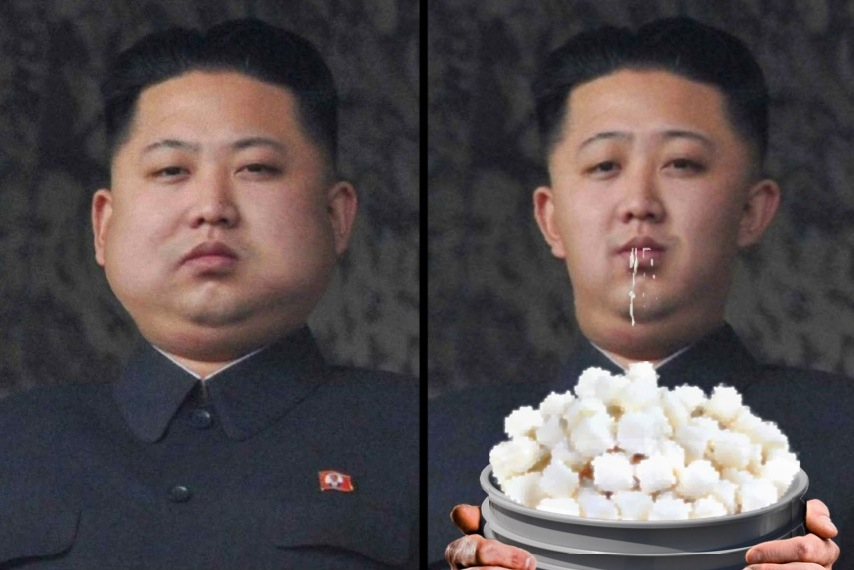 Kim Jong Un set the world record for the longest known chubby bunny contest. He spit out 147 marshmallows yesterday, which he held inside his cheeks for approximately 'as long as anyone can remember.' The record is unlikely to affect the situation in North Korea in any significant way.