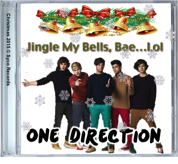 Members of One Direction were shocked to learn that their still unfinished album was someone played in a Milwaukee Home Depot over a month before Christmas